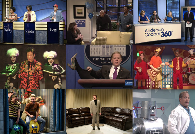 The Best Live Sketches Of 'Saturday Night Live' Season 42