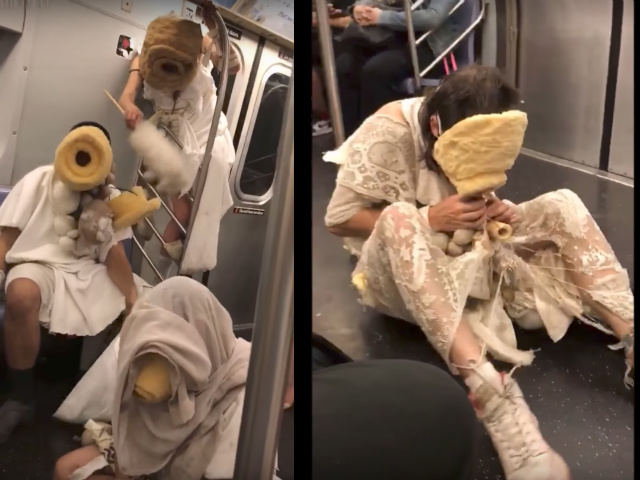 Subway Video: What The Heck Did I Just Watch?
