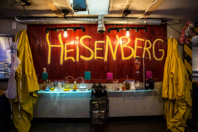 Elaborate 'Breaking Bad'-Inspired Cocktail Lab Popping Up In NYC This Summer