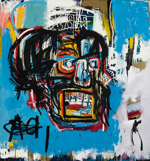 $110 Million Jean-Michel Basquiat Sale Is Highest Auction Price For Any American Artist