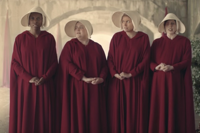 Bros Don't Get Female Oppression In SNL's 'Handmaid's Tale' Sketch