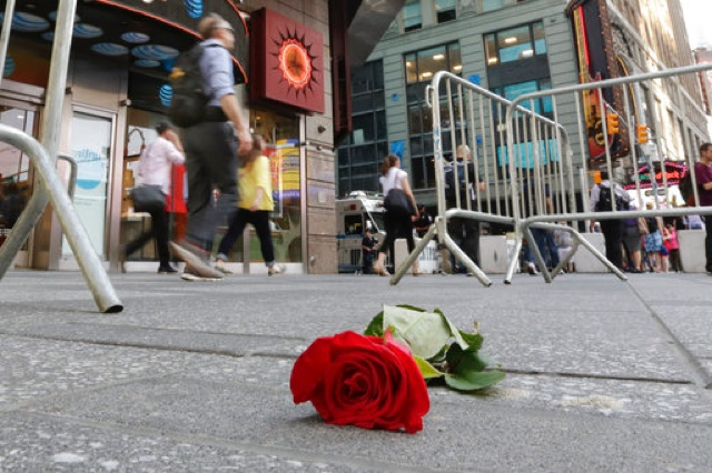 Father Of Teen Killed In Times Square: 'My Heart Died In New York'