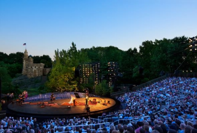 2017 Free 'Shakespeare In The Park' Starts On May 23