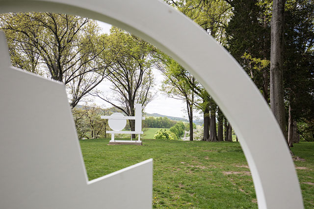 Dramatic Sculptures From David Smith Dazzle At Storm King