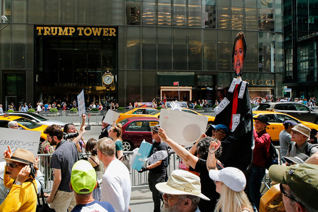 NYC Will Get Most Of $68 Million Marked For Trump Tower Security In New Spending Bill