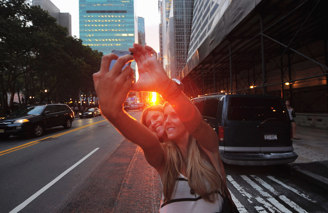 These Are Your 2017 Manhattanhenge Dates