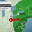 Forecast: Memorial Day Weekend's Looking Kind Of Wet