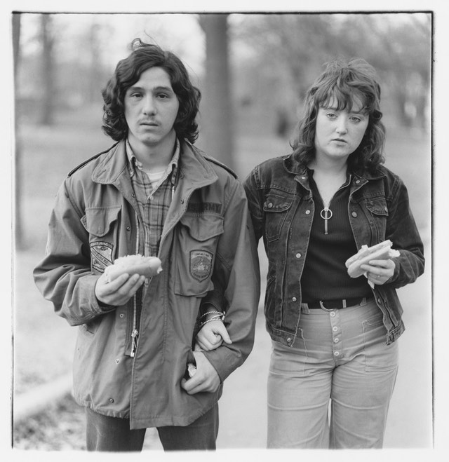 Check Out These Previously Unpublished Diane Arbus Photos Taken In NYC Parks