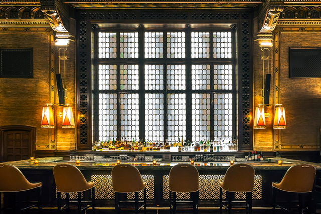 The Legendary Campbell Apartment Reopens In Grand Central