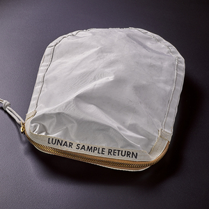Neil Armstrong's Bag Of Lunar Rocks, Lost For Decades, Hits Auction Block This Summer