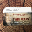 Here's Where You Can Find The New 'Twin Peaks' MetroCards
