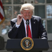 Trump Will Withdraw U.S. From Paris Accord On Climate Change