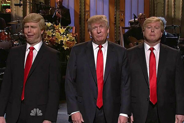 The Humiliating SNL Sketch Trump Really Didn't Want To Do