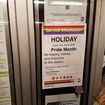 Unofficial Subway Posters Welcome All Aboard The 'Pride Train' This Month