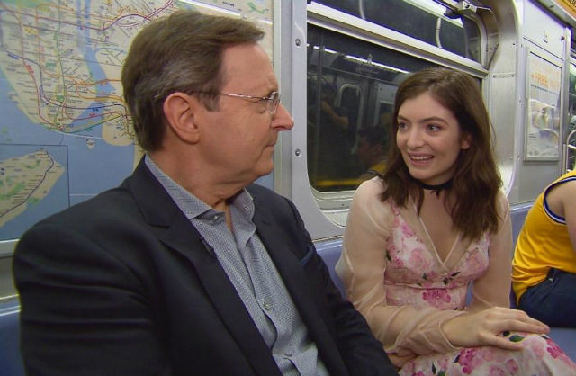 Lorde's Greatest Muse Is The F Train