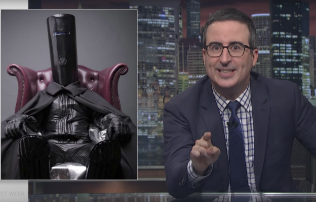 Video: John Oliver Crisply Unpacks The British Election & Brexit For Americans