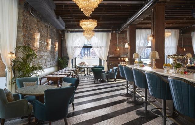 SoHo House Opens Chic Public Restaurant In DUMBO's New Empire Stores