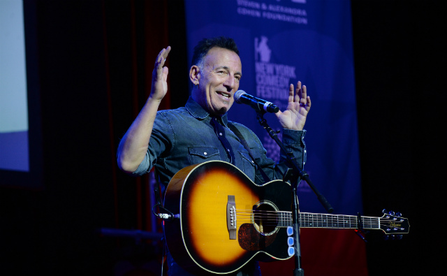 Bruce Springsteen Reportedly Wants To Do 8 Week Broadway Residency This Fall
