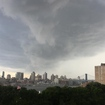 Watch The Thunderstorm Rolling In To Soak Your Evening Commute