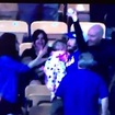 Video: Father Of The Year Catches Foul Ball While Safely Holding Infant
