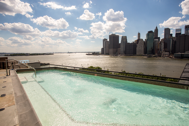 Behold, Brooklyn Bridge Park's New Rooftop Oasis
