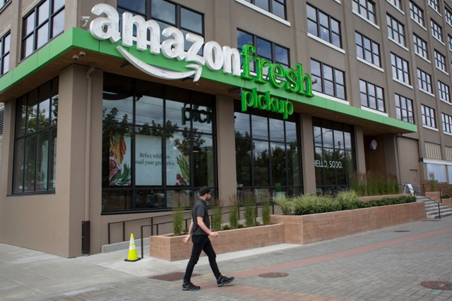 Will We Have '5-Minute Delivery' With The Amazon-Whole Foods Deal?