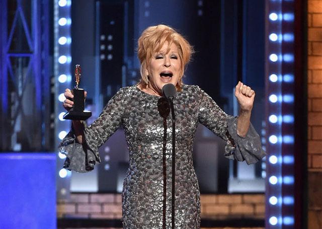 2017 Tony Awards: Bette Midler And 'Evan Hansen' Triumph