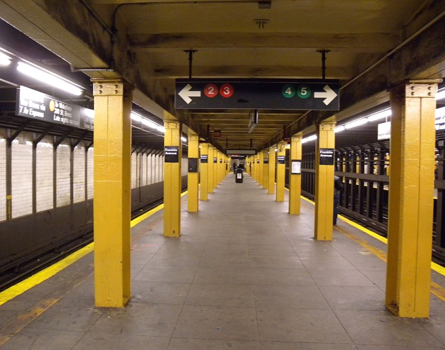 Another Set Of Frustrated Subway Riders Walked From Stalled 3 Train