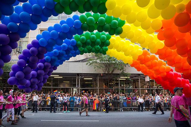 NYCLU Joins ACLU As NYC LGBT Pride Parade Grand Marshal
