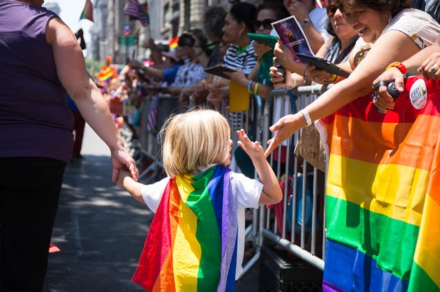These Streets Are Closed For Sunday's LGBTQ Pride Parade