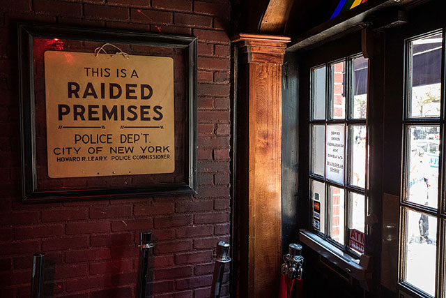 Google Gives $1 Million For Stonewall Inn History Project