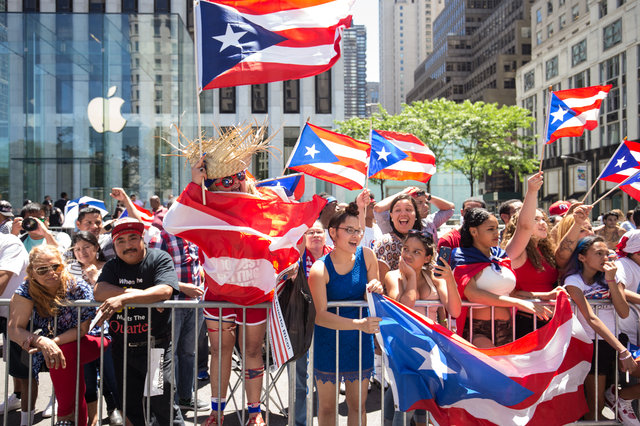 Here Are The Street Closures For Puerto Rican Day Parade
