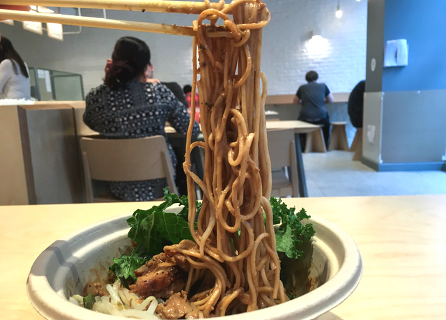 Junzi Kitchen Brings Delicious Noodle Bowls & Night Lunches To Morningside Heights