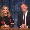 Amy Poehler And Seth Meyers To Shakespeare In The Park Protesters: Really?!?