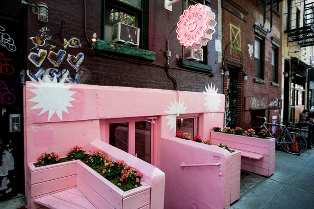 Please Do Not Call This Restaurant 'Millennial Pink'