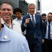 De Blasio Slams Trump In Germany As Backlash To G20 Trip Grows