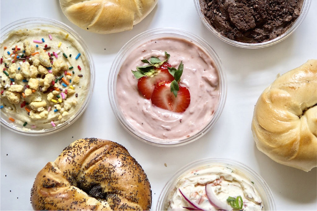 That Cream Cheese-Centric Cafe Opens Friday In The East Village