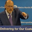 MTA Chairman Unveils $800 Million Rescue Plan: Standing-Only Subway Cars, Littering Crackdown, Clearer Communication