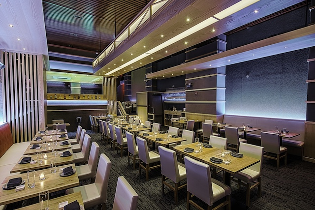 Peruvian & Japanese Cuisines Meld At Sen Sakana, The City's First Nikkei Restaurant