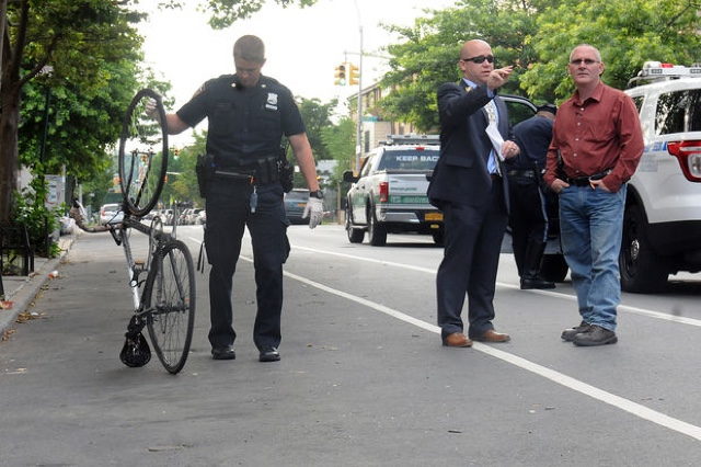 Bicyclist Dies After Being Hit By Driver In Bushwick Hit-And-Run