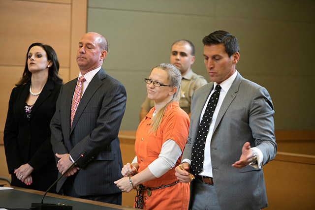 Woman Pleads Guilty To Killing Fiancé During Upstate Kayaking Trip