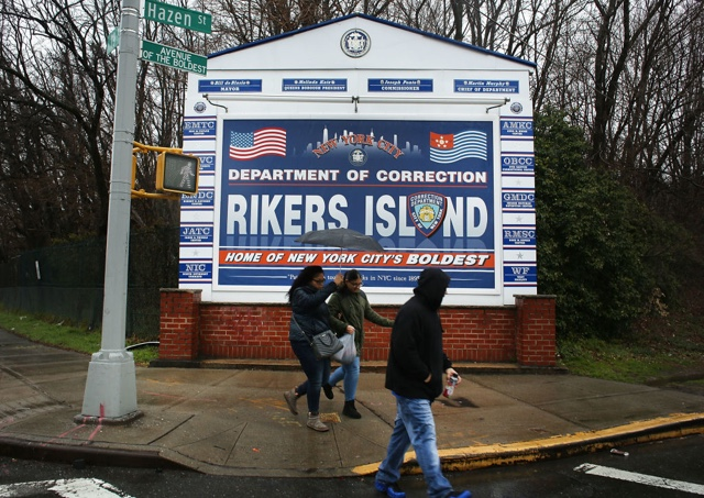 Now Cuomo And De Blasio Are Squabbling About Rikers Island