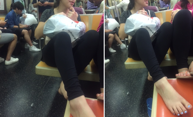 Subway Etiquette 101: How To Not Be A Jerk On The Train