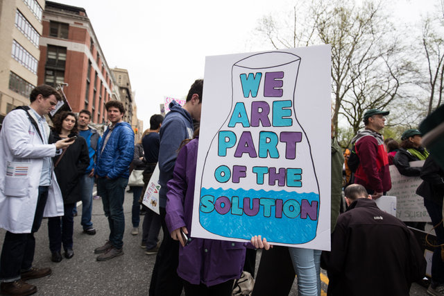 Activism In NYC This Week: Medicare For All March, Trans Liberation, DIY Town Hall And More