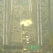 SEE IT: Mysterious Ghost Cloud Appears On George Washington Bridge