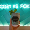 Try A Mint Iced Coffee At New Nolita Coffee Shop Project Cozy