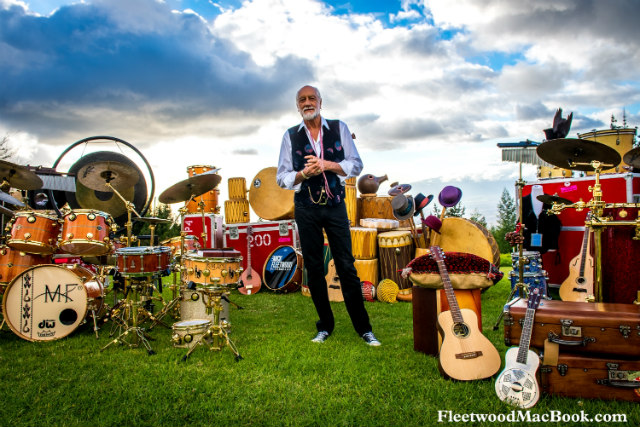 Interview: Mick Fleetwood Talks About The Early Days Of Fleetwood Mac