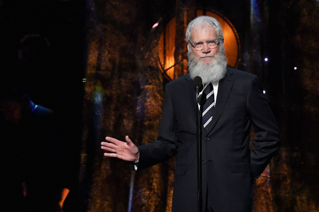 David Letterman Returning To TV With New Netflix Talk Show