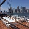 Hop Aboard Pilot, The New Floating Oyster Bar In Brooklyn Bridge Park
