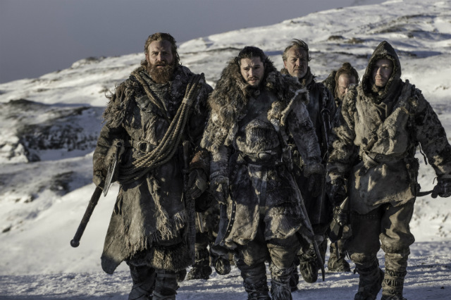 'Game Of Thrones' Power Rankings: Beyond The Wall